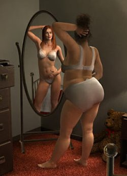 медитация волшебное зеркало