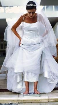 как похудеть перед свадьбой