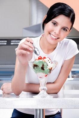 мороженое диета